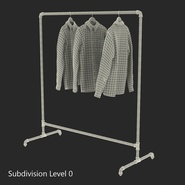 Iron Clothing Rack 5. Preview 17