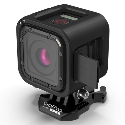 GoPro Collection. Render 25