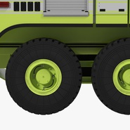 Oshkosh Striker 4500 Aircraft Rescue and Firefighting Vehicle Rigged. Preview 20