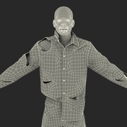 Zombie Rigged for Cinema 4D. Preview 63