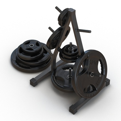 Barbells Collection 2. Render 35