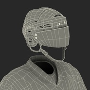 Hockey Equipment Detroit Red Wings. Preview 65