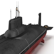 Typhoon Class Submarine. Preview 16