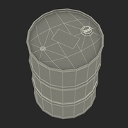 Oil Barrel Shell. Preview 20