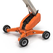 Telescopic Boom Lift Generic 4 Pose 2. Preview 26