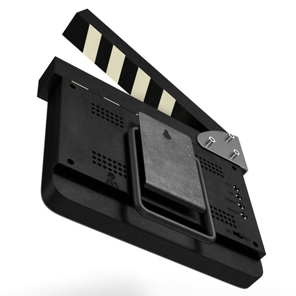 Digital Clapboard 2. Render 20