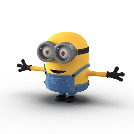 Minions Collection. Render 2
