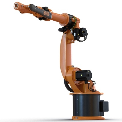 Kuka Robots Collection 5. Render 28