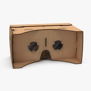 Google Cardboard VR Headset. Preview 1