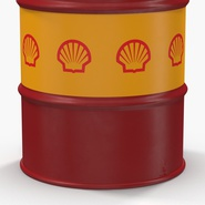 Oil Barrel Shell. Preview 11