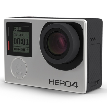 GoPro Collection 2. Render 14