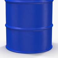 Oil Drum 200l Blue. Preview 11