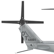 Attack Helicopter Bell AH 1Z Viper Rigged. Preview 79