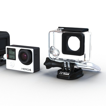 GoPro Collection. Render 13