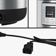 Electric Pressure Cooker Instan Pot. Preview 14