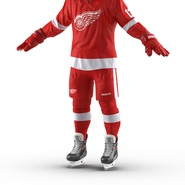 Hockey Equipment Detroit Red Wings. Preview 22