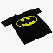 Batman Flat T-Shirt