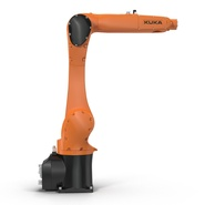 Kuka Robot KR 10 R1100 Rigged. Preview 28