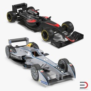 Formula Cars Collection
