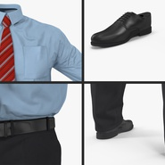 Formal Office Wear for Men. Preview 11