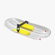 Freestyle Snow Sled