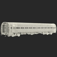 Railroad Amtrak Passenger Car 2. Preview 69