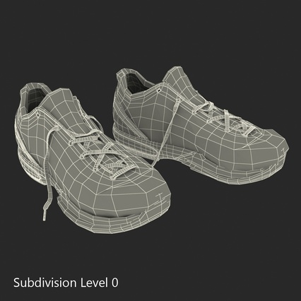 Sneakers Collection 4. Render 119