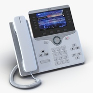 Cisco IP Phone 8861 White