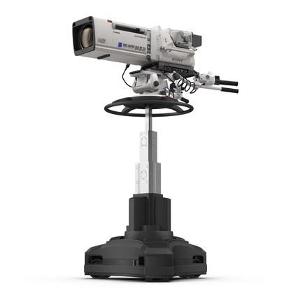 Professional Studio Camera DIGI SUPER 86II. Render 6