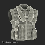 US Military Vest. Preview 23