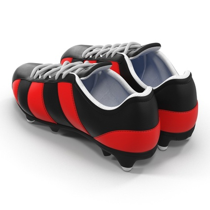 Football Boots Collection. Render 18