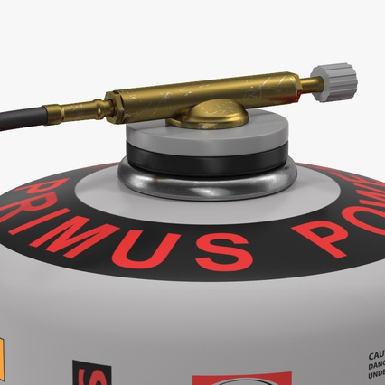 Camping Gas Stove 3. Render 13