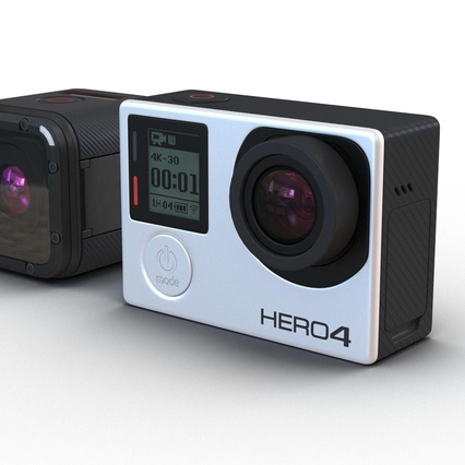 GoPro Collection 2. Render 12