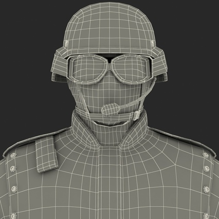 SWAT Uniform. Render 60
