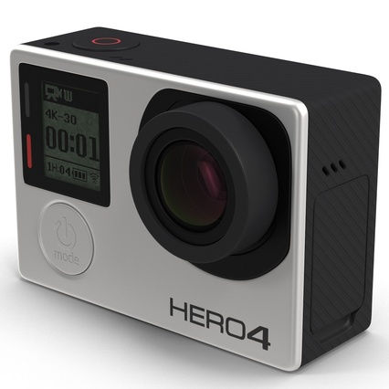GoPro Collection 2. Render 19