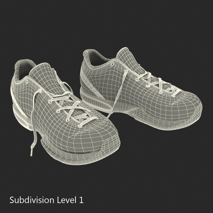 Sneakers Collection 4. Render 120
