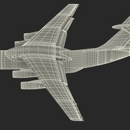 Ilyushin Il-76 Emergency Russian Air Force Rigged. Preview 29