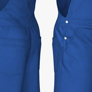 Blue Workwear Overalls. Preview 8