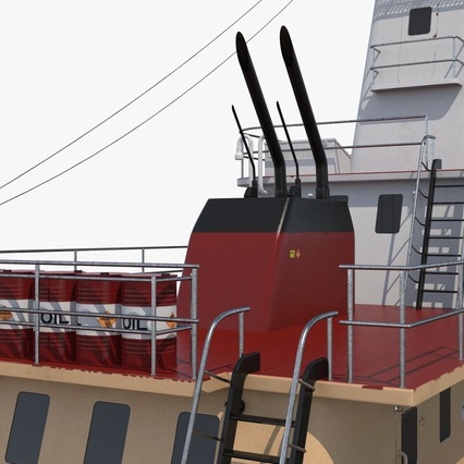 Pushboat. Render 22