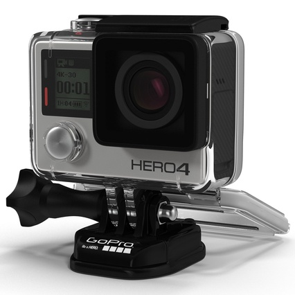 GoPro Collection. Render 50