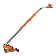 Telescopic Boom Lift Generic 4 Pose 2. Preview 5