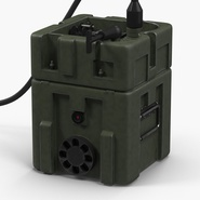TOW Missile Guidance Set and Battery. Preview 9
