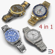 Rolex Watches Collection 2. Preview 1