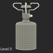 Gas Cylinder with Camping Stove. Preview 13