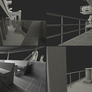 Sea Cargo Ship Generic. Preview 38