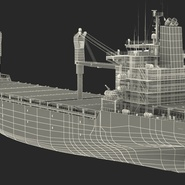 Sea Cargo Ship Generic. Preview 33