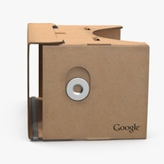 Google Cardboard VR Headset. Preview 8