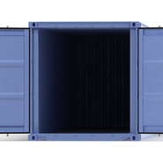 45 ft High Cube Container Blue. Preview 28