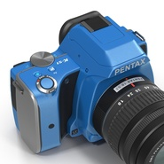 Pentax K-S1 Blue. Preview 16