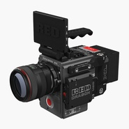 Red Weapon Dragon 5k Professional Movie Camera